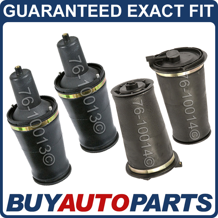 Complete Set New 2nd Generation Air Suspension Spring Bag for Range Rover