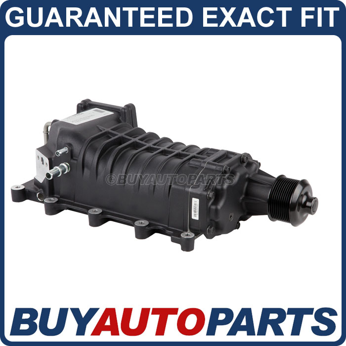 Brand New Genuine Eaton M122 Ford Mustang Shelby GT500 supercharger 5 4L V8