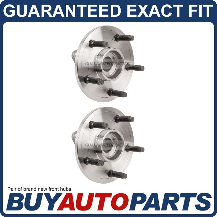 PAIR-NEW-FRONT-LEFT-RIGHT-WHEEL-HUB-BEARING-ASSEMBLY-FOR-DODGE-RAM-1500