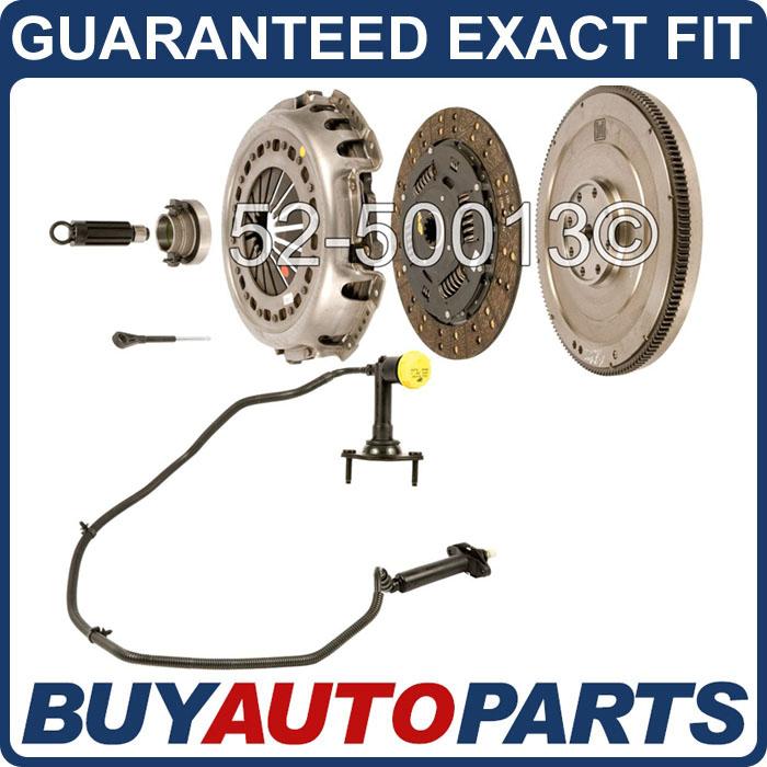 New Genuine Valeo Clutch Solid Flywheel Kit for Dodge RAM Cummins Diesel