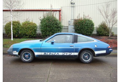 blast from the past chevrolet monza blog on everything auto at rh buyautoparts com manual de chevy monza 2002 gratis manual de usuario chevy monza 2002