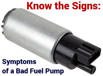 Know the Signs: Symptoms of a Bad Fuel Pump - BLOG on Everything
