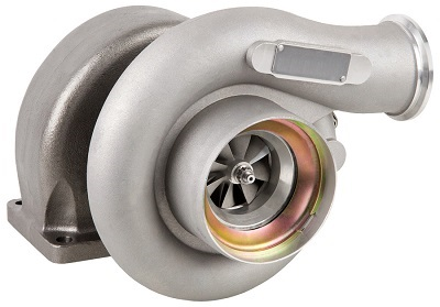 Image result for turbocharger diagram