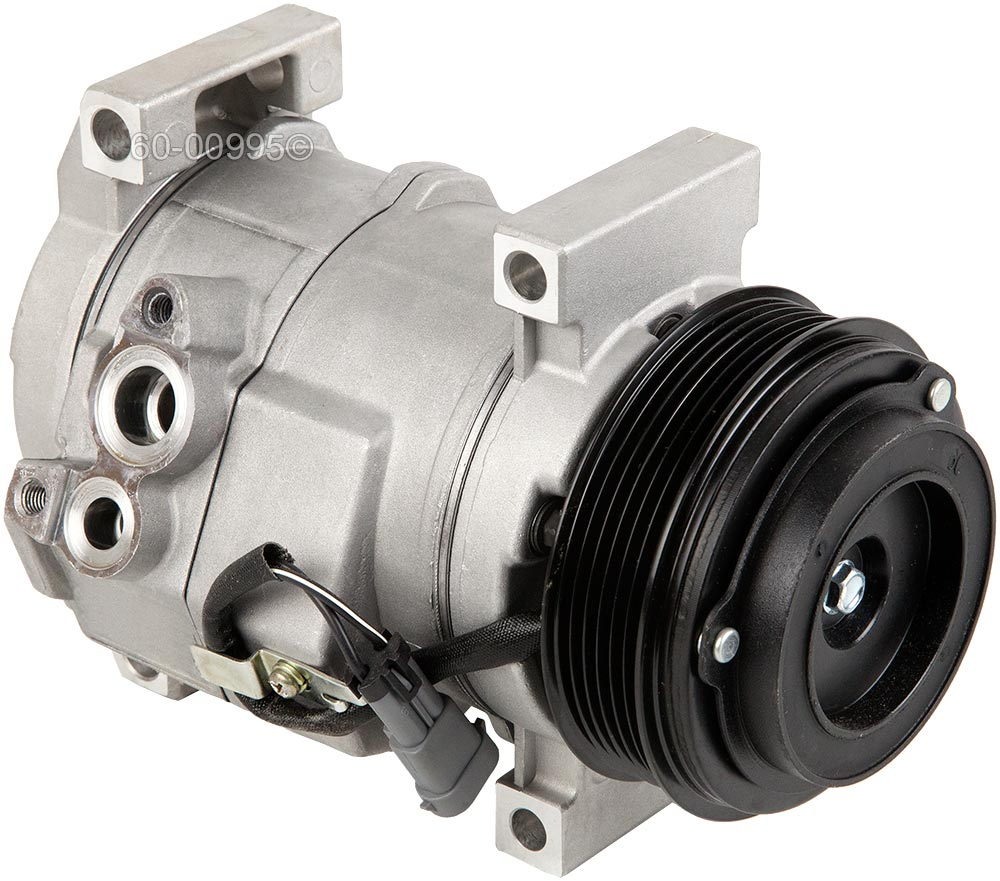 2003-2014 Chevy/GMC Truck & SUV AC Compressor Failure - BLOG on