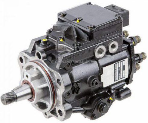 How to Identify the Bosch VP44 Diesel Injection Pump in your