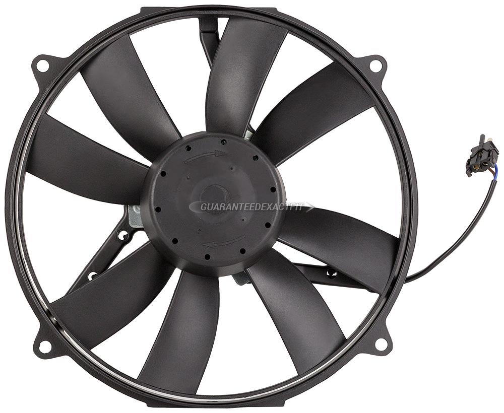 Mercedes benz c230 cooling fan assembly parts view online for Mercedes benz fans