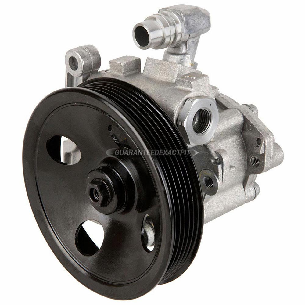 Mercedes_Benz S430 Power Steering Pump