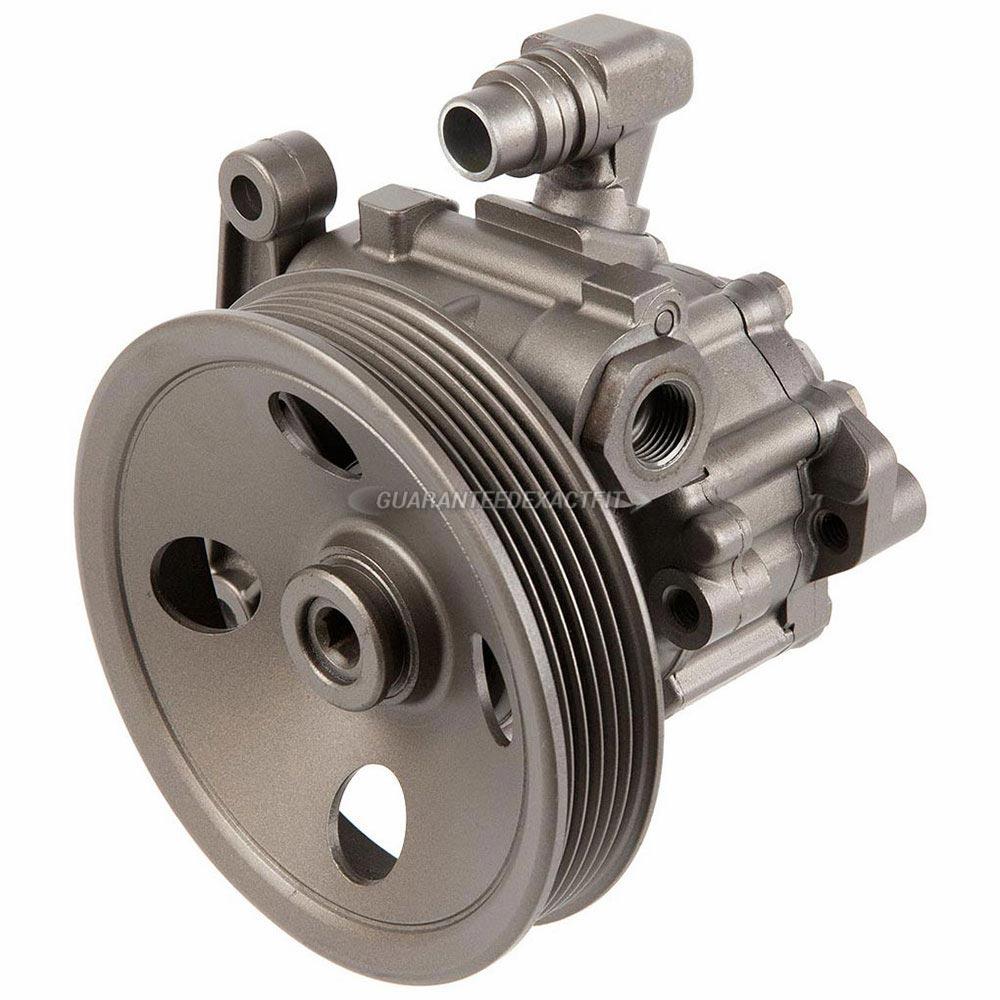 Mercedes_Benz E500 Power Steering Pump