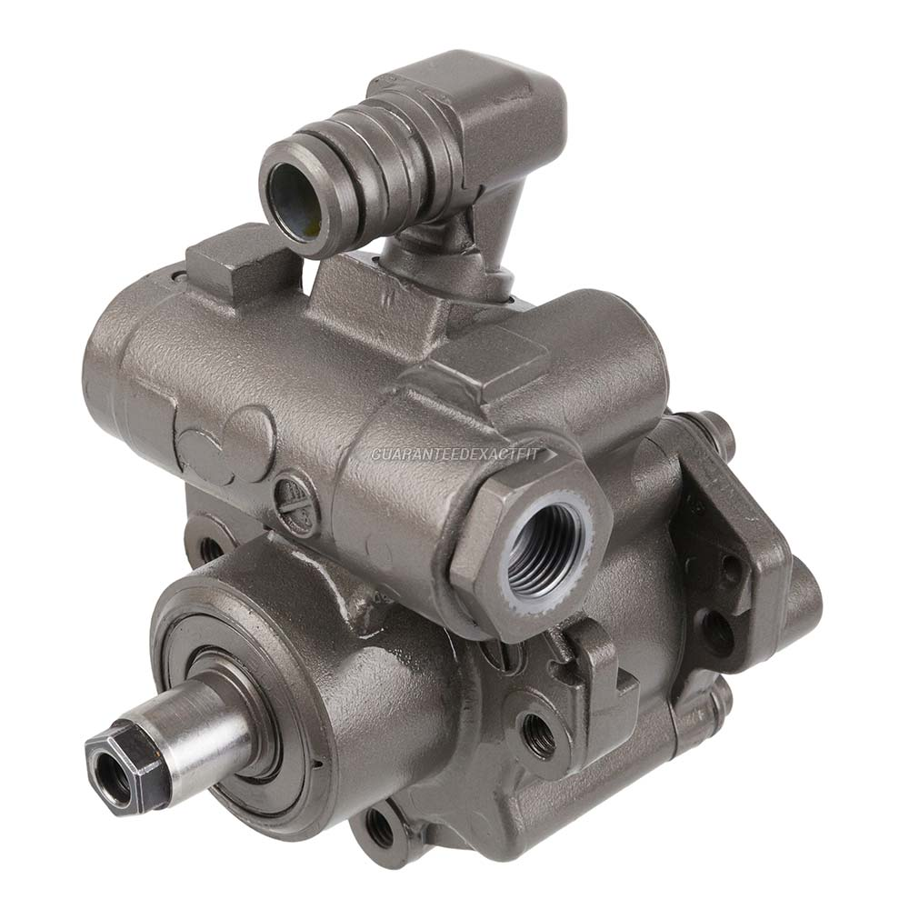 Mercedes_Benz GL450 Power Steering Pump