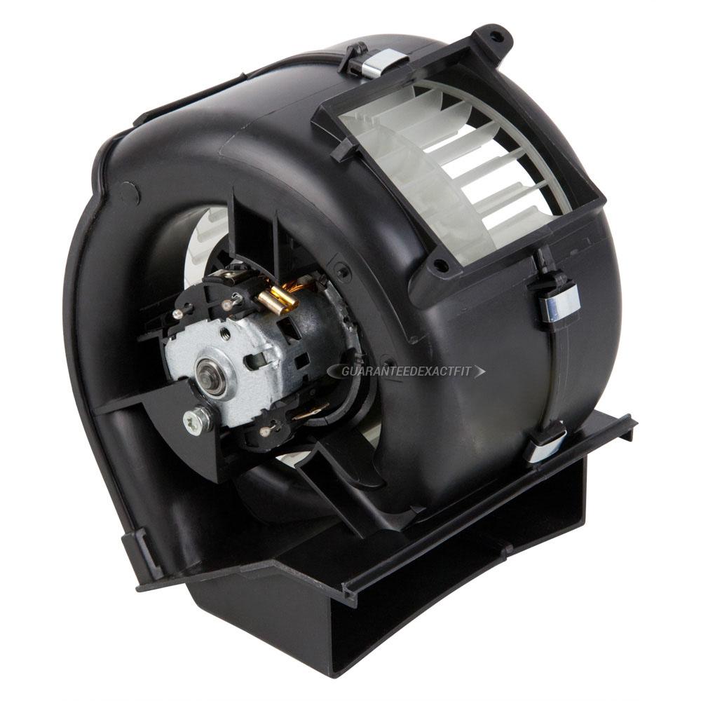 2000 mercedes benz s500 blower motor rear motor all