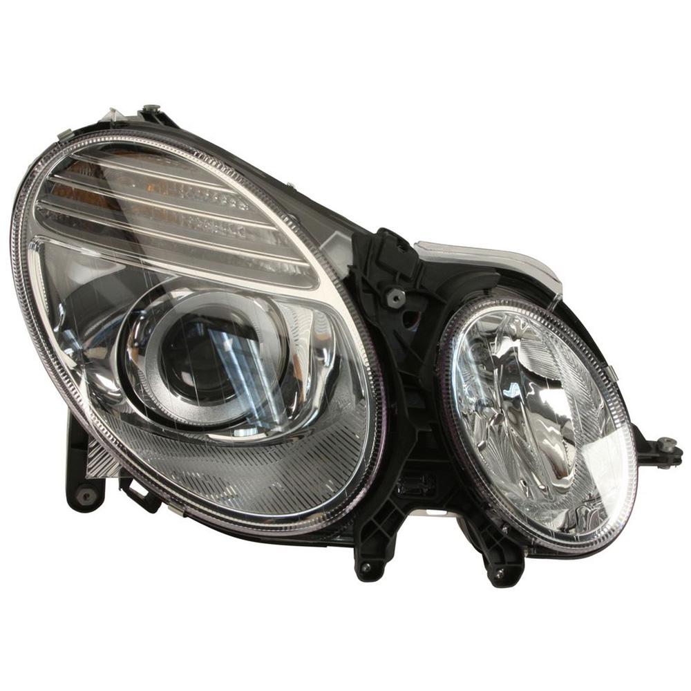 Behr hella service headlight assemblies for mercedes benz for Oem mercedes benz parts