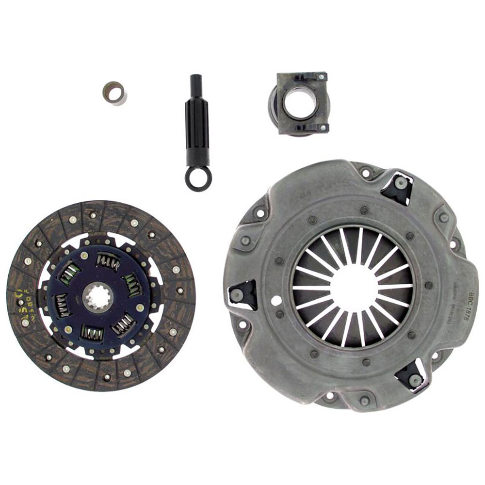 AMC Spirit Clutch Kit