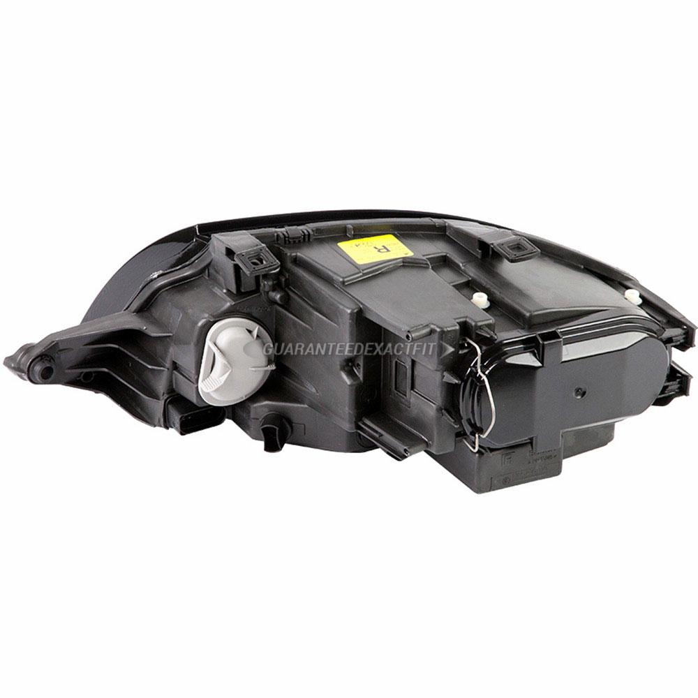 2001 Audi Tt Headlights: 2003 Audi TT Headlight Assembly Right Passenger Side