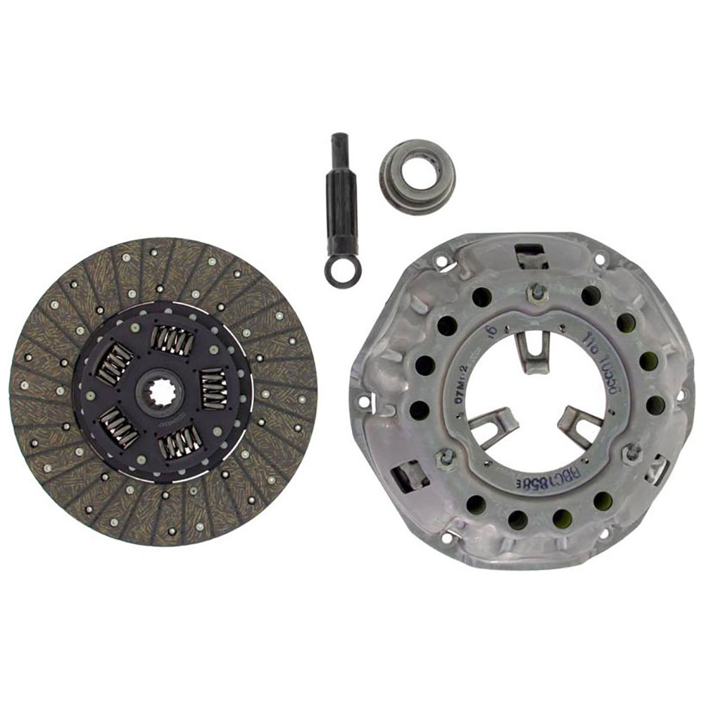 Jeep J10 Truck Clutch Kit