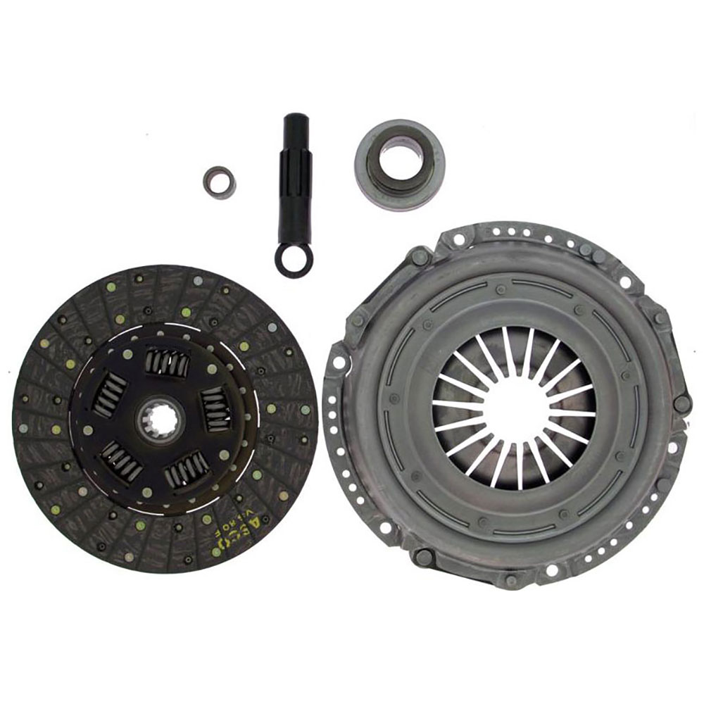 AMC Rebel Clutch Kit