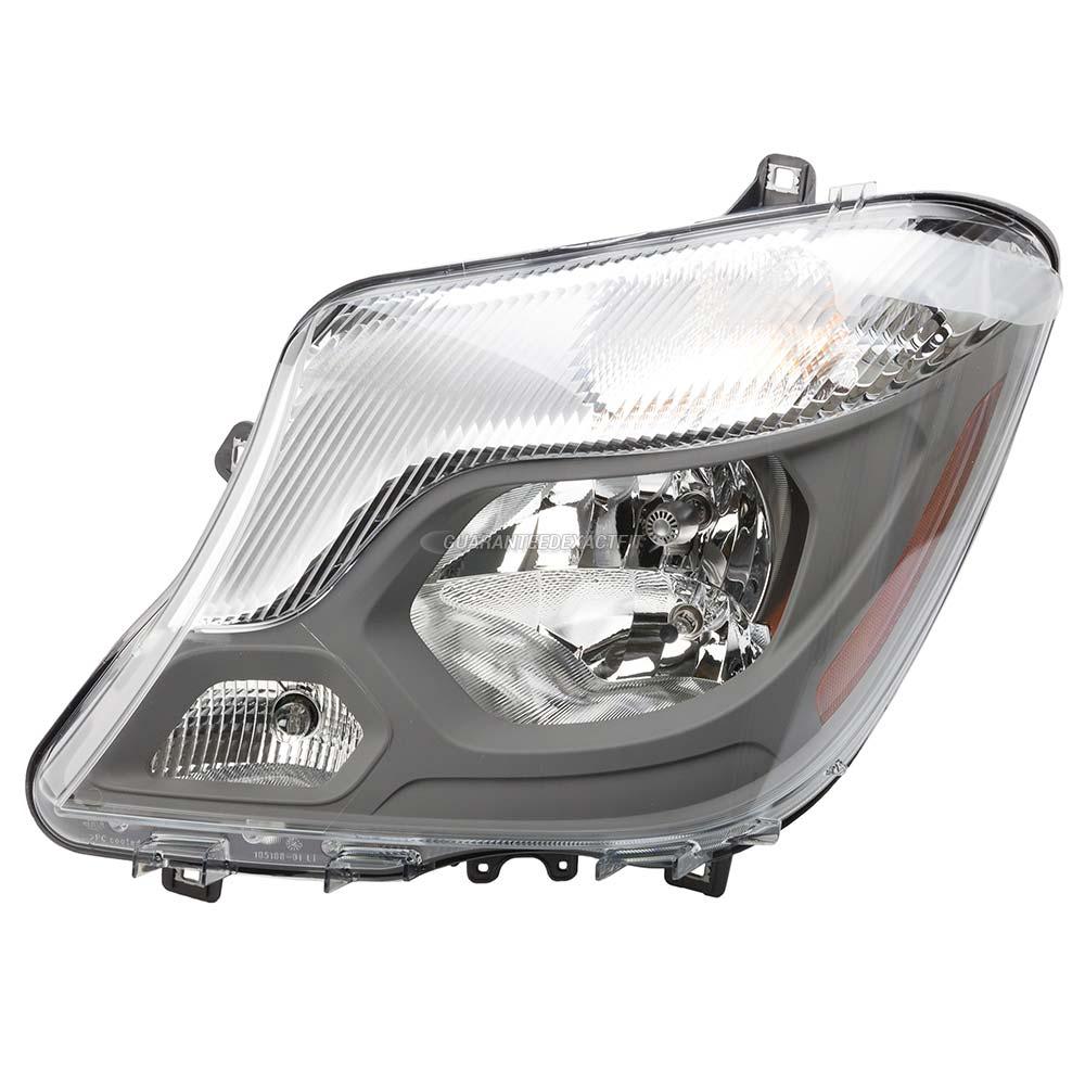 Mercedes benz sprinter van headlight assembly for Aftermarket mercedes benz parts
