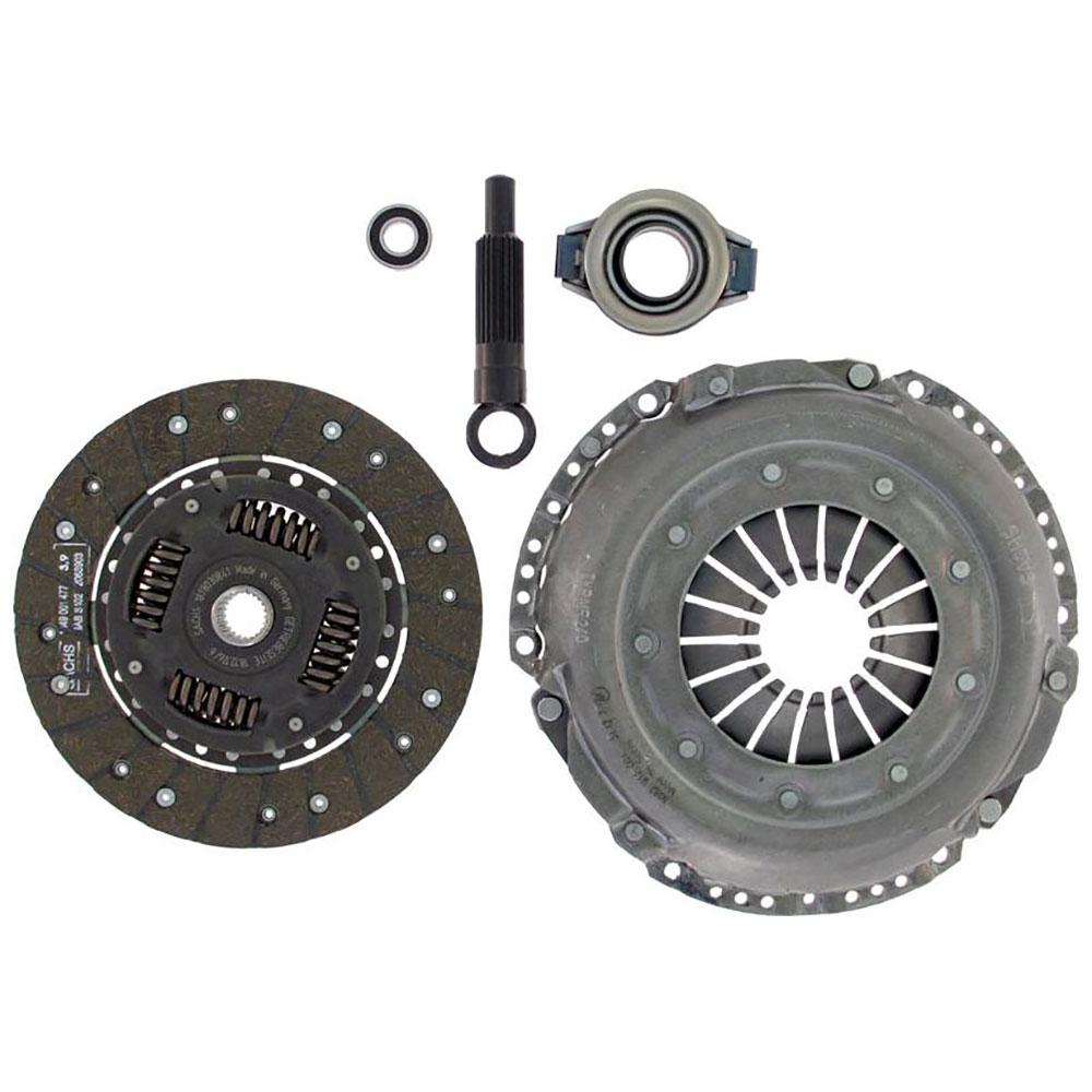 Audi 80 Clutch Kit Parts, View Online Part Sale