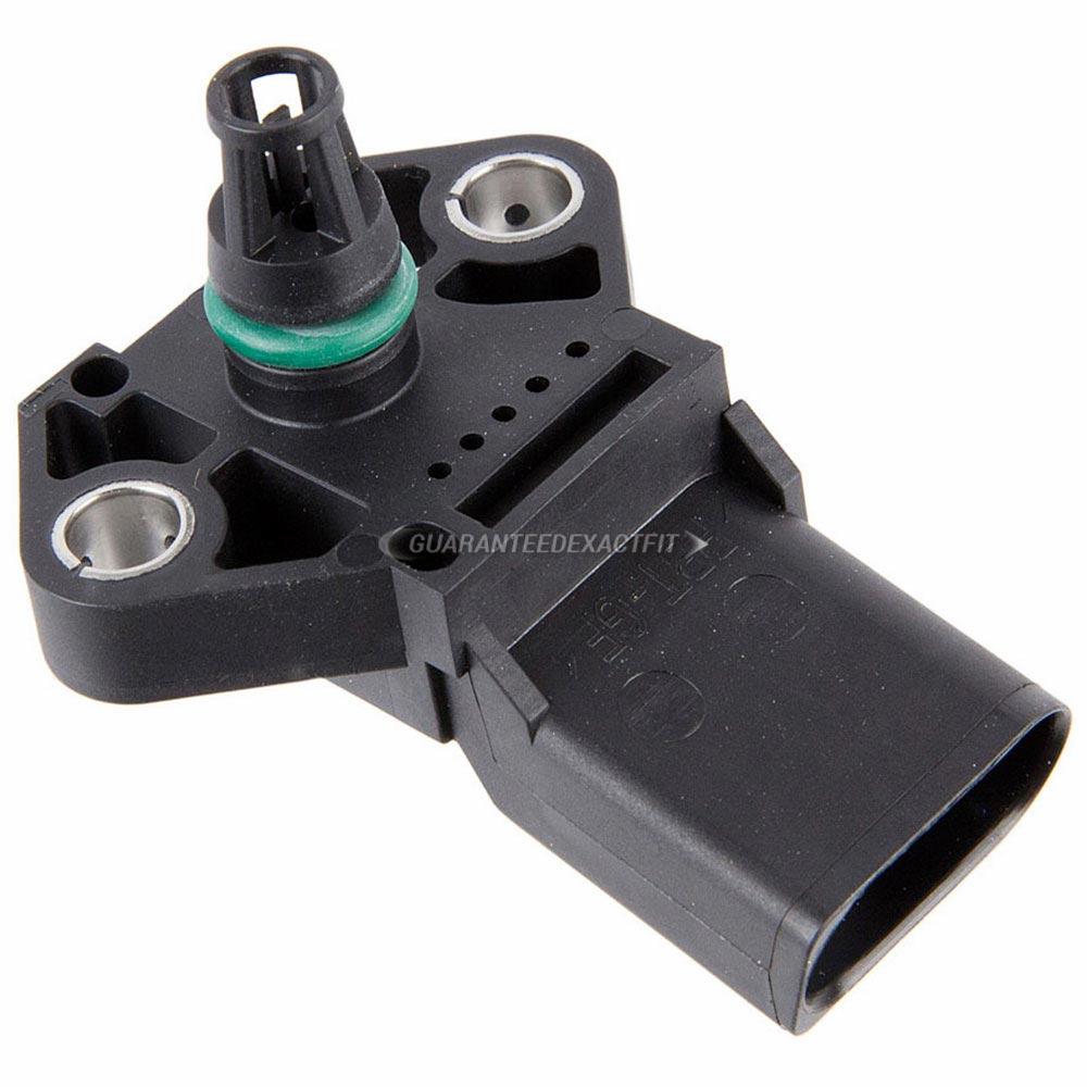 Audi A4 Boost Pressure Sensor