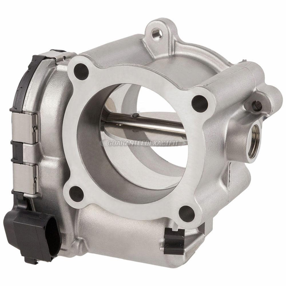 Mercedes Benz GL350 Throttle Body
