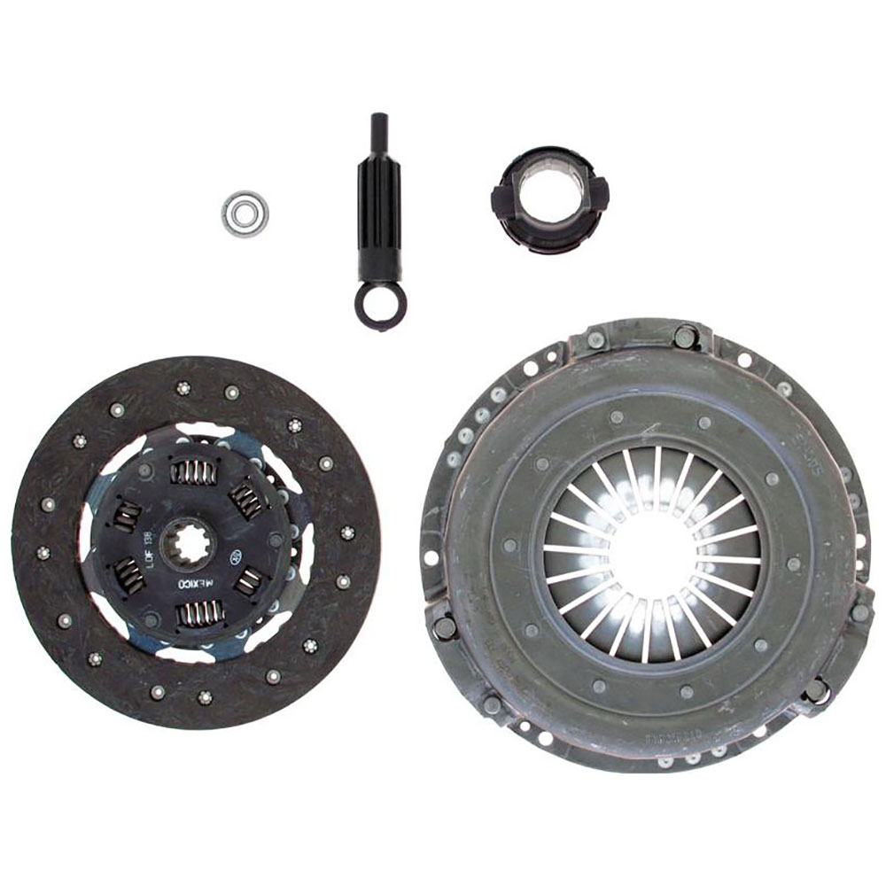 BMW 733i Clutch Kit
