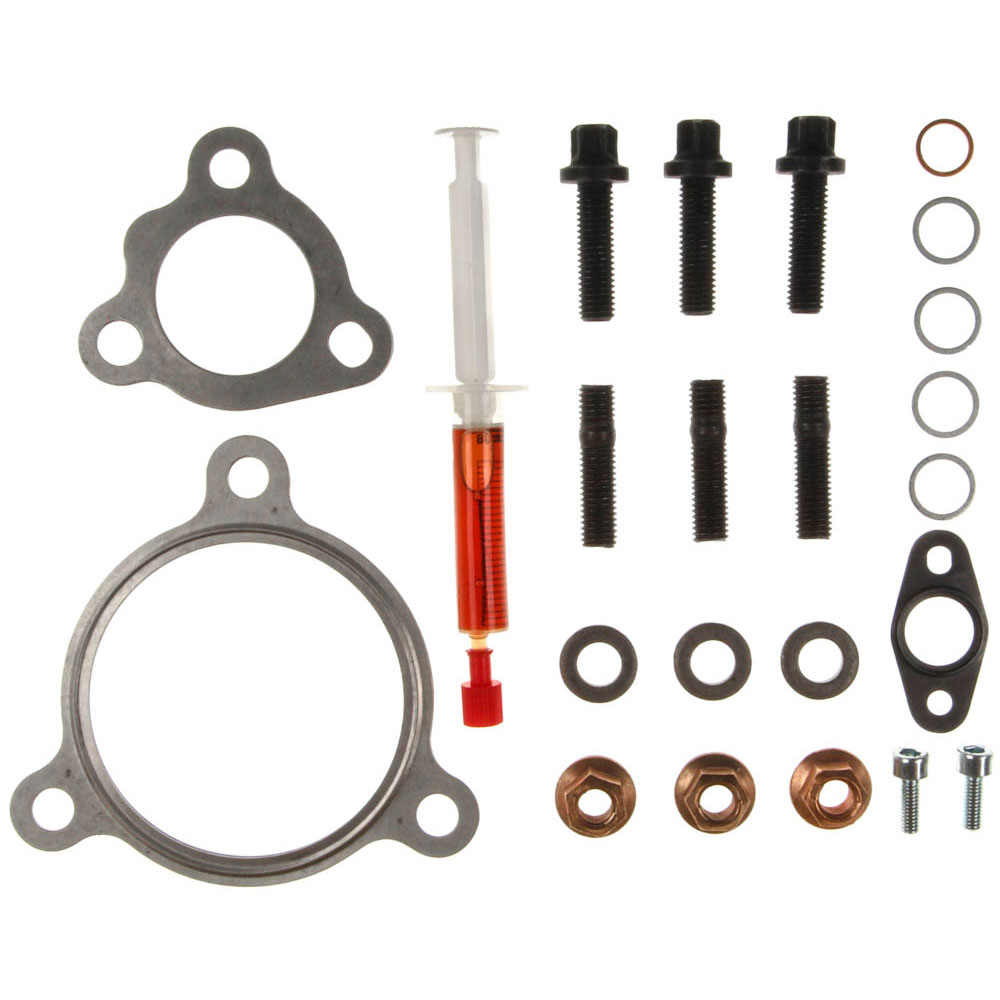 Audi TT Turbocharger Mounting Gasket Set