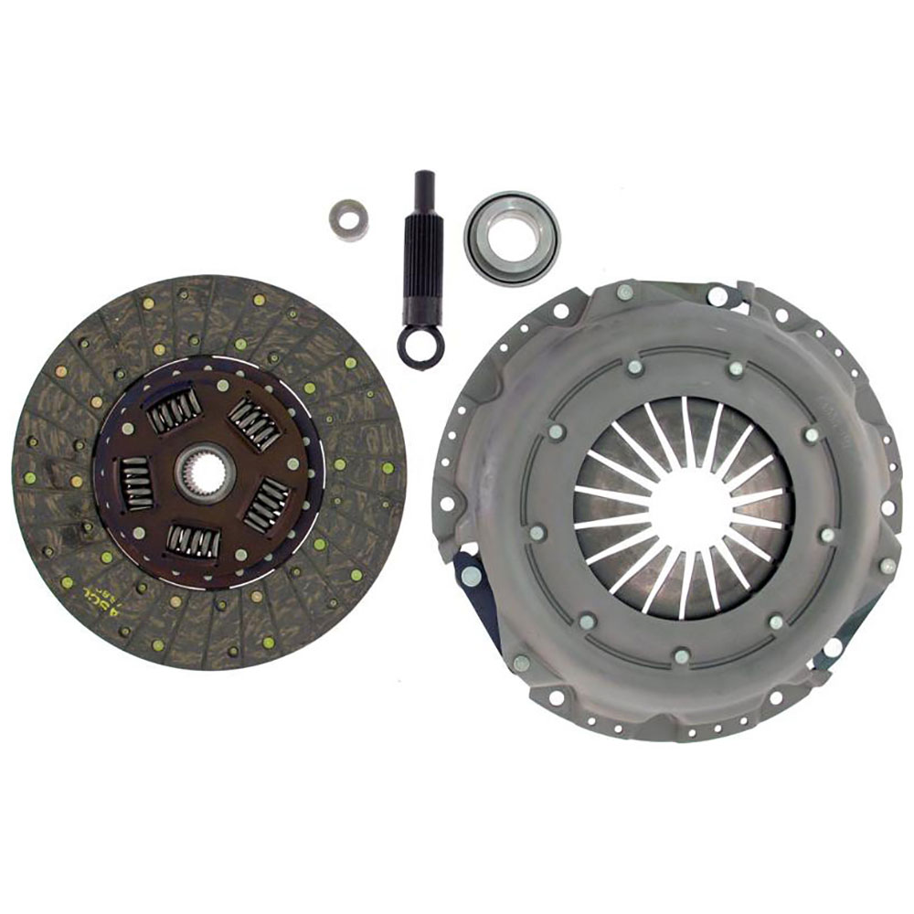 GMC Van Clutch Kit