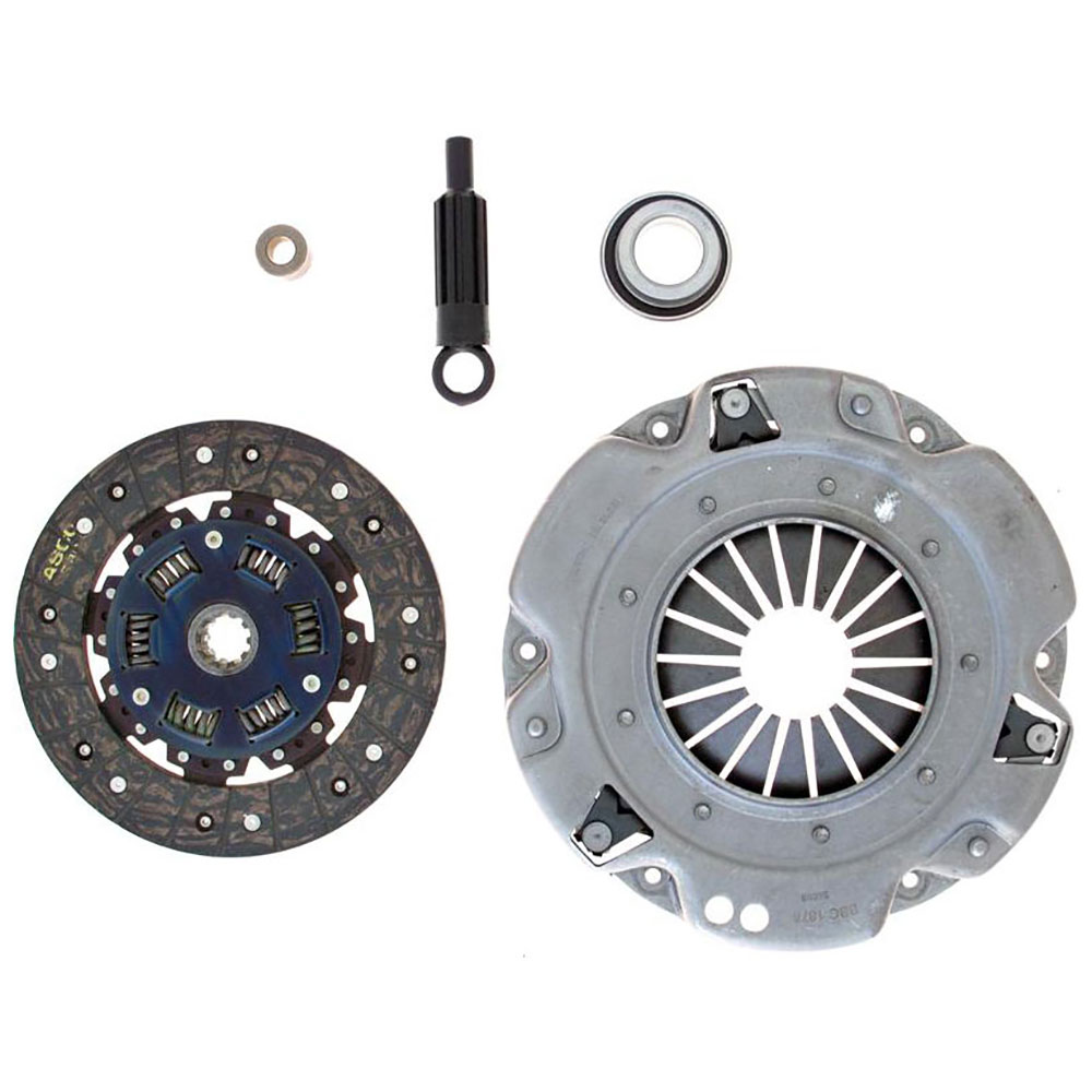 Chevrolet Vega Clutch Kit