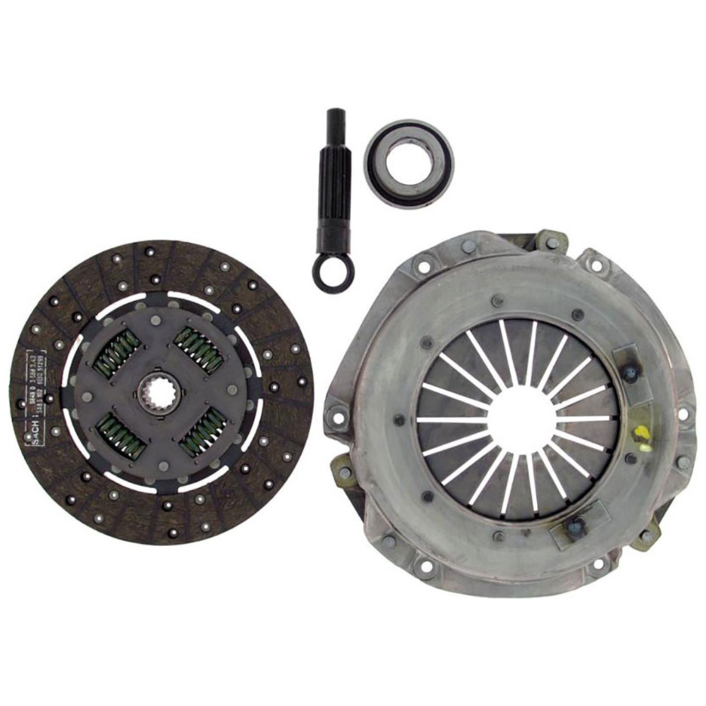 Pontiac Fiero Clutch Kit