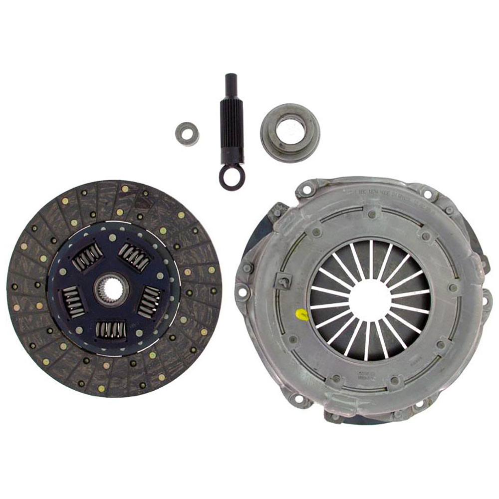 Pontiac Catalina Clutch Kit