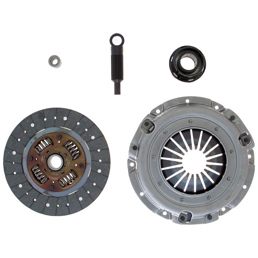 Pontiac Firebird Clutch Kit