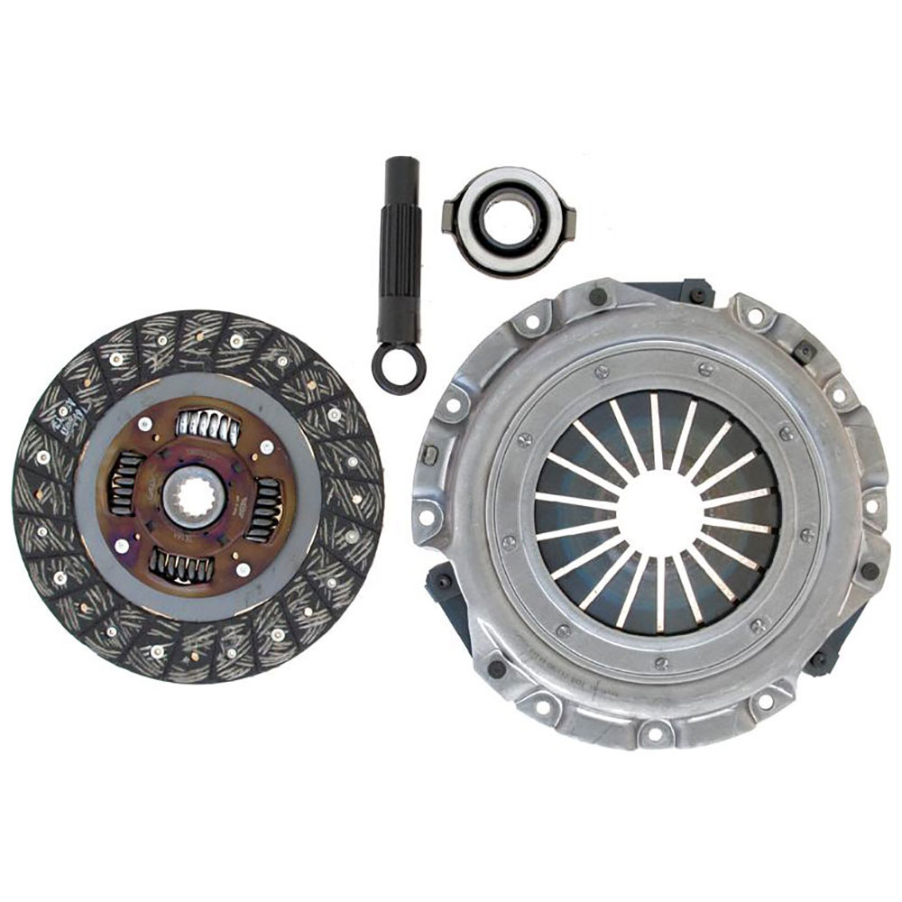 Pontiac 6000 Clutch Kit