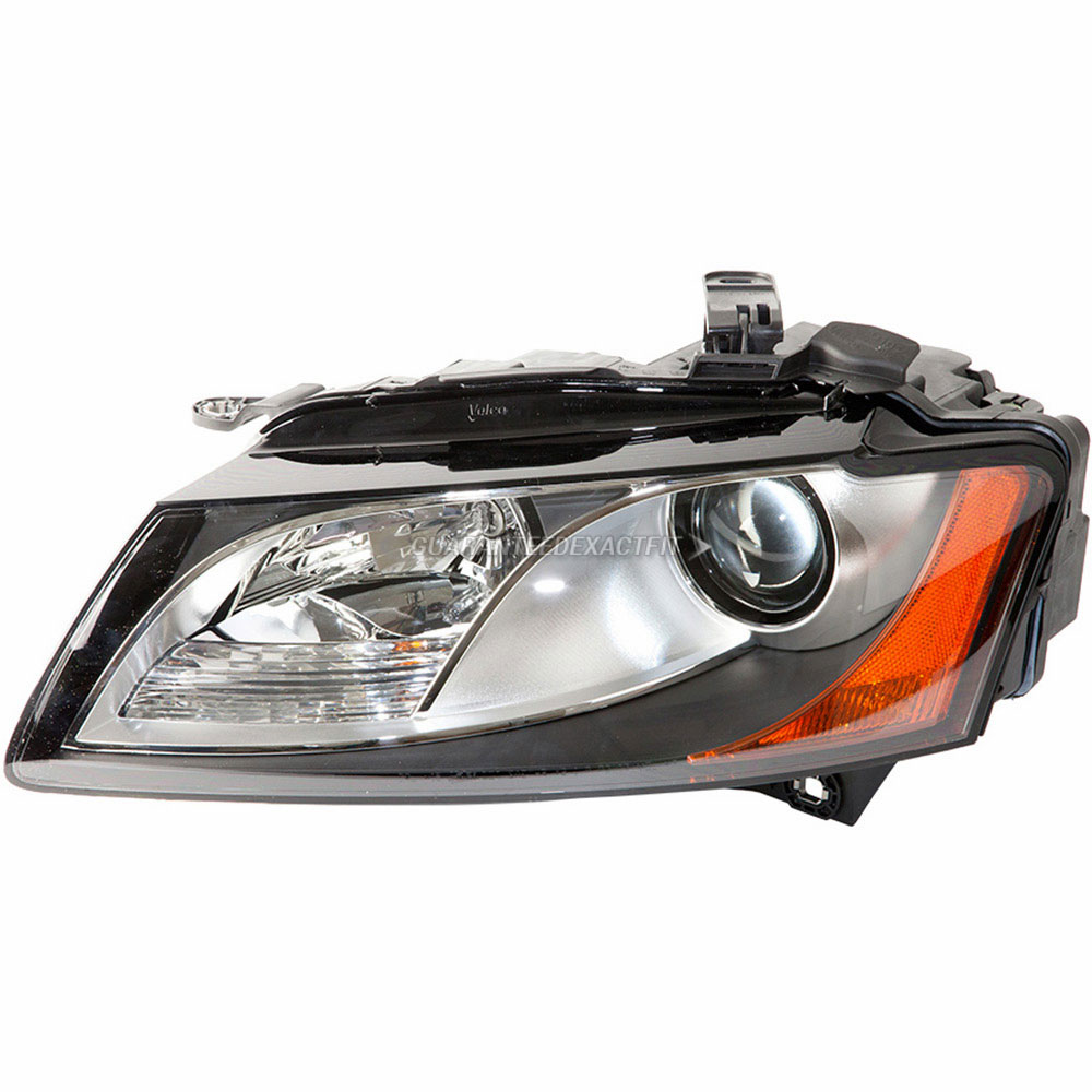 2008 Audi A5 Headlight Assembly