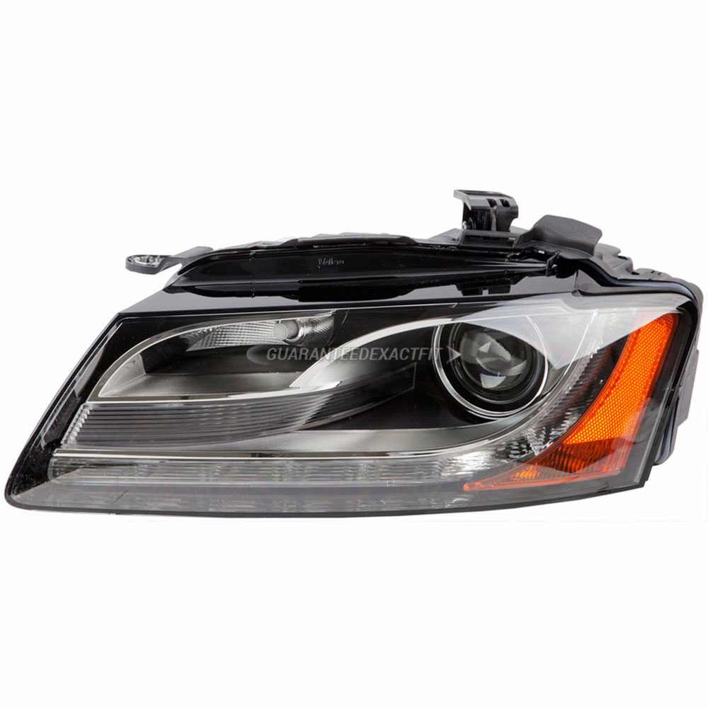 2009 Audi A5 Headlight Assembly Left Driver Side