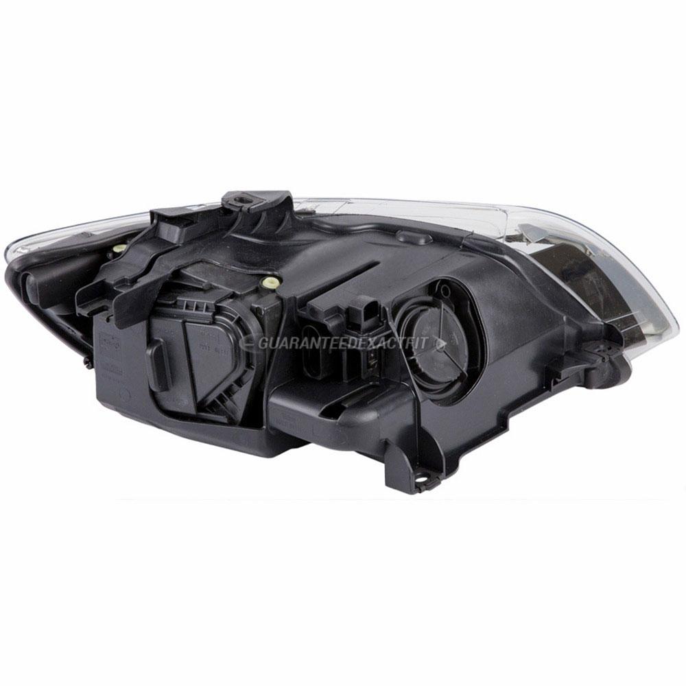 2007 Audi Q7 Headlight Assembly Left Driver Side