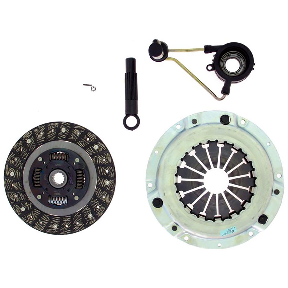 Pontiac Grand AM Clutch Kit - Performance Upgrade