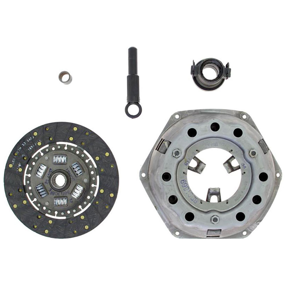 1970 Dodge Polara Clutch Kit