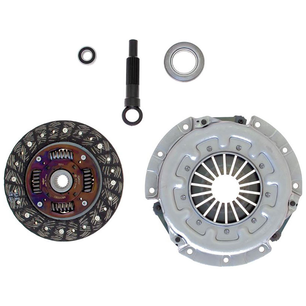 Plymouth Sapporo Clutch Kit