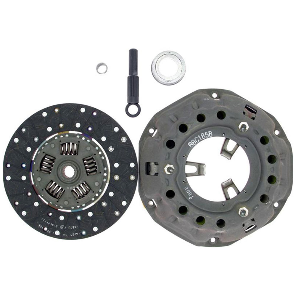 Plymouth Road Runner Clutch Kit