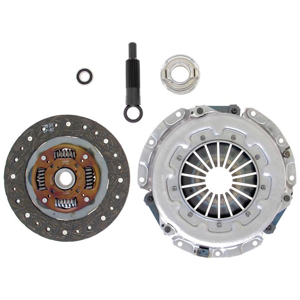 Clutch kits mitsubishi user manuals array mitsubishi mighty max clutch kit oem u0026 aftermarket replacement parts rh buyautoparts com fandeluxe Gallery