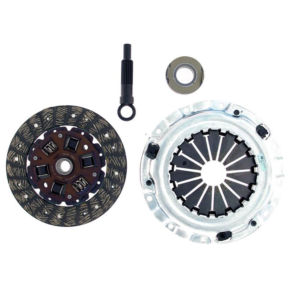 Mitsubishi Expo and Expo LRV Clutch Kit - Performance Upgrade