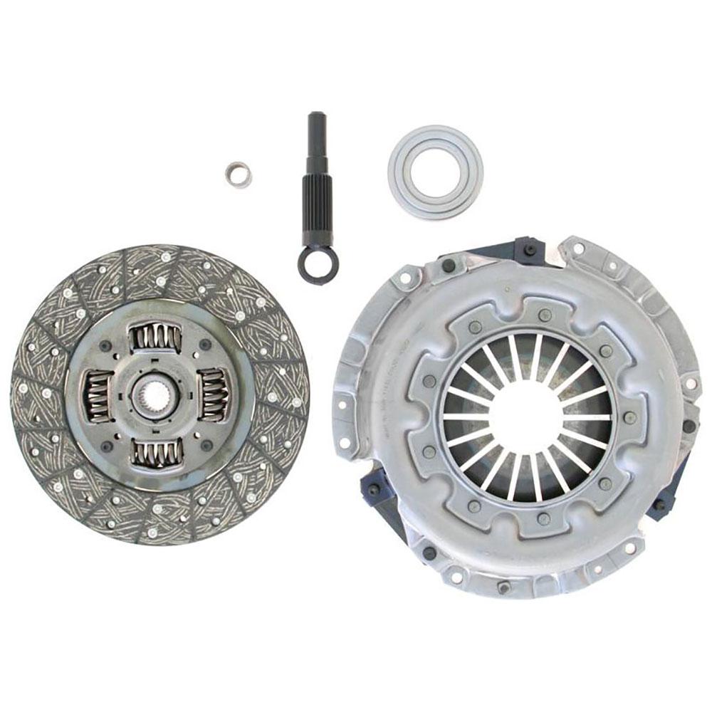 Nissan Pathfinder Clutch Kit
