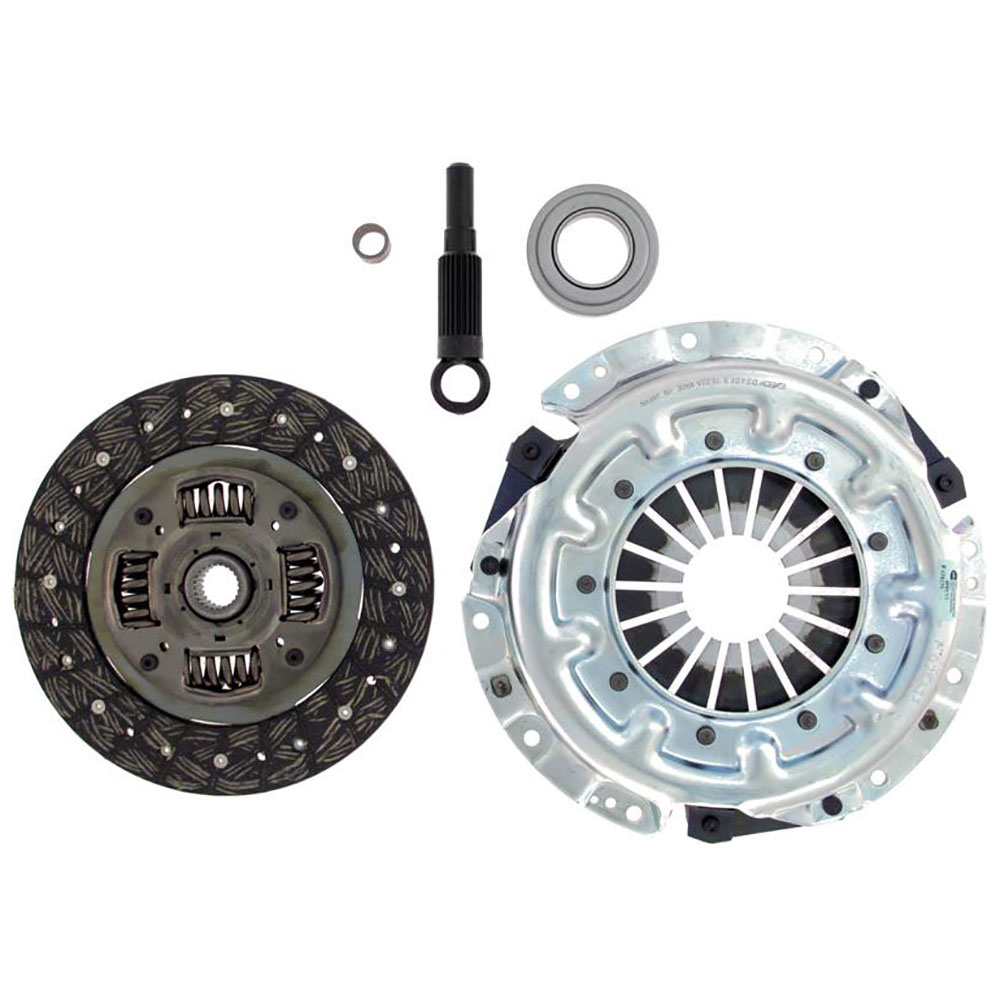 Nissan Pick-Up Truck Clutch Kit - Performance Upgrade
