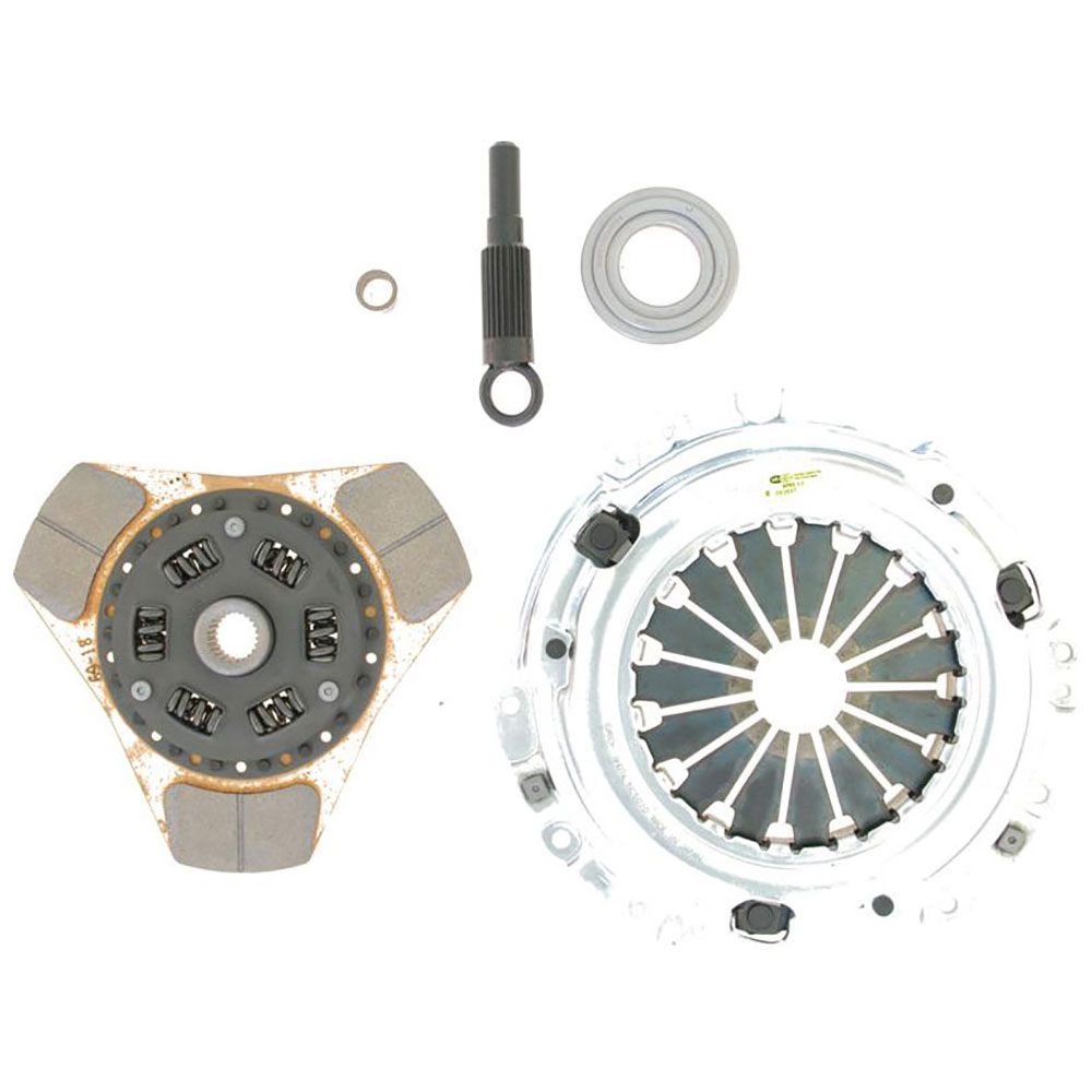 Clutch Kit - Performance Upgrade