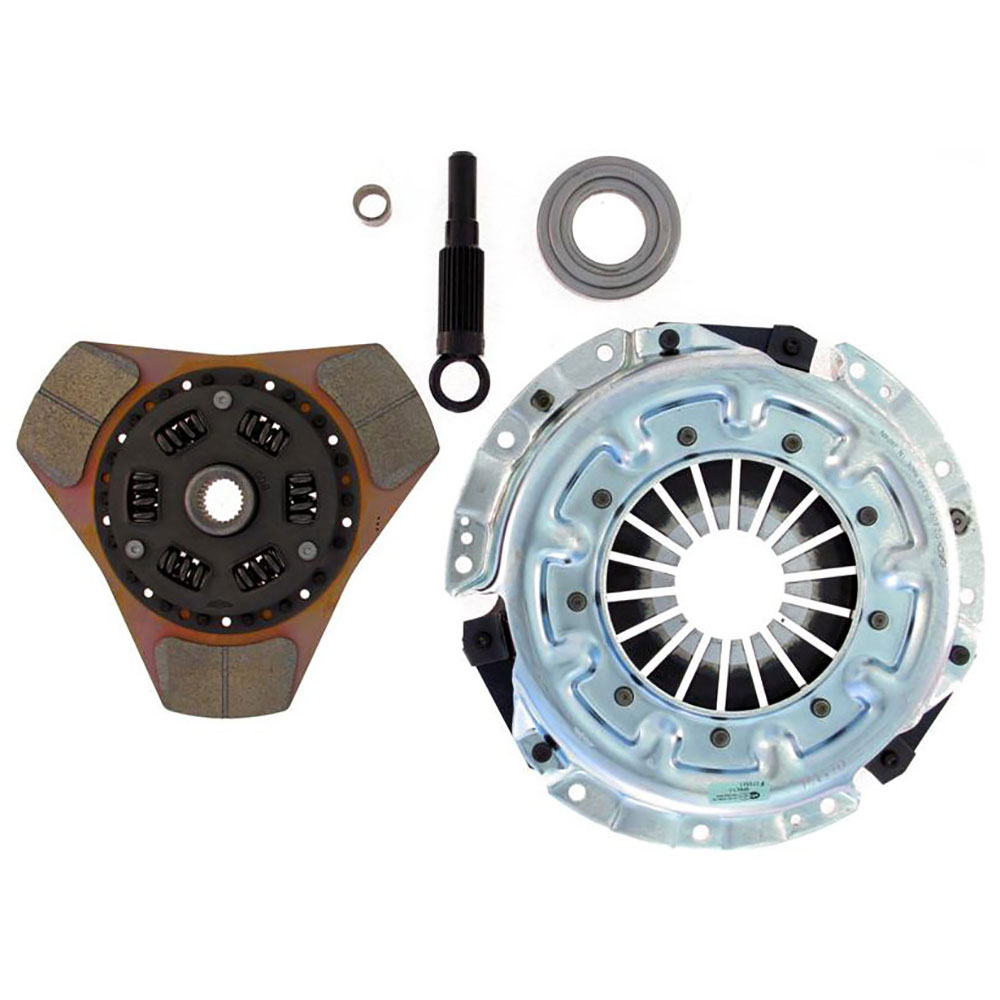 Nissan Frontier Clutch Kit - Performance Upgrade