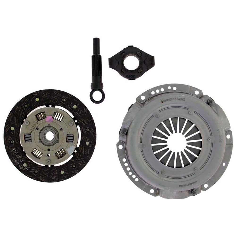Ford EXP Clutch Kit