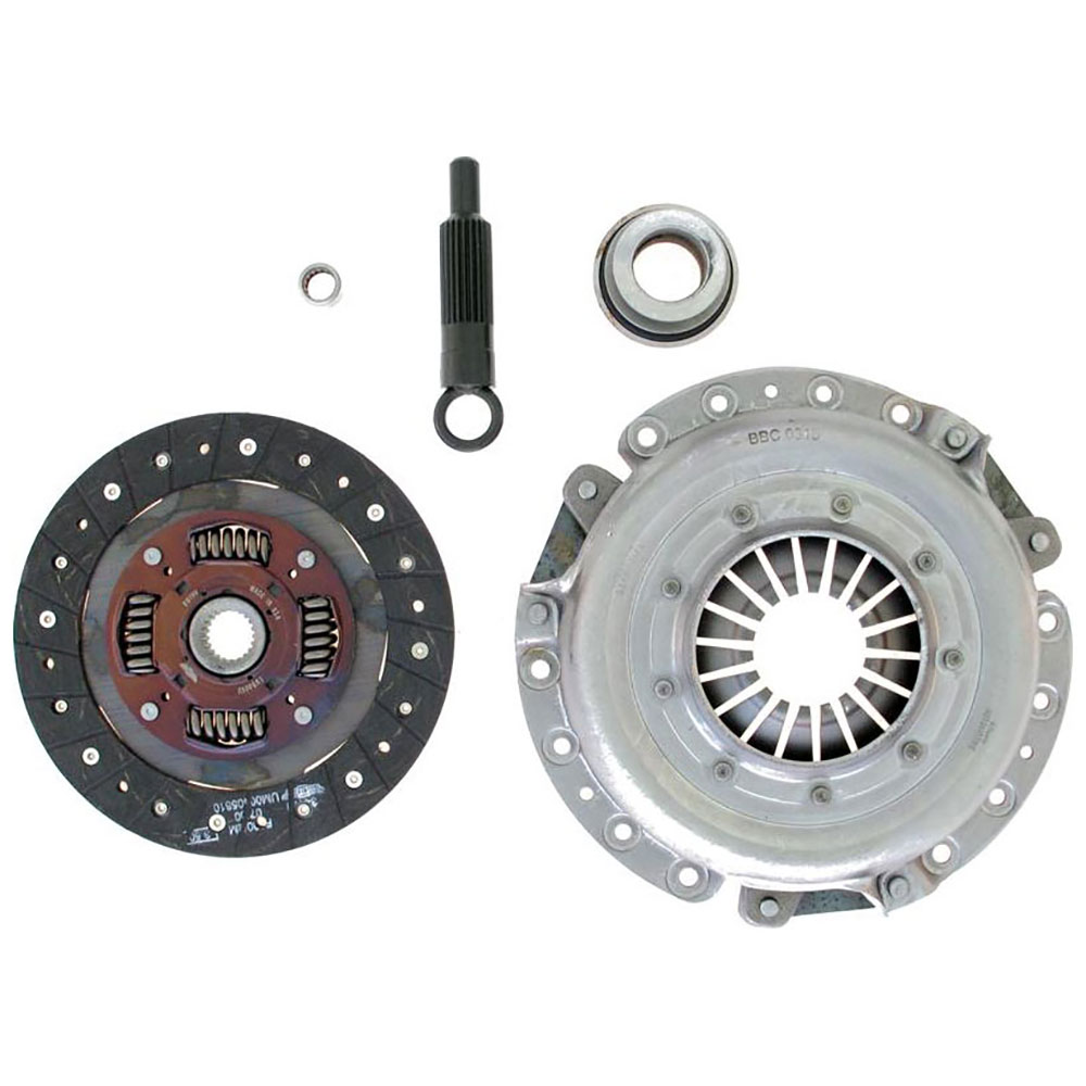 Mercury Capri Clutch Kit