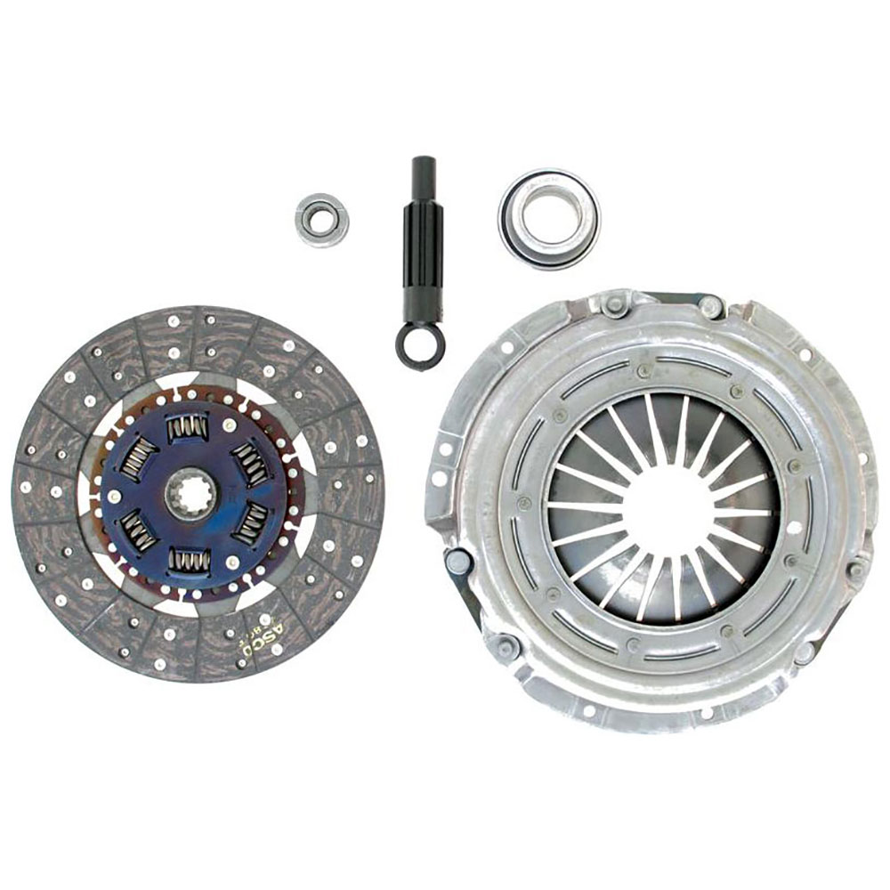 1978 Mercury Zephyr Clutch Kit