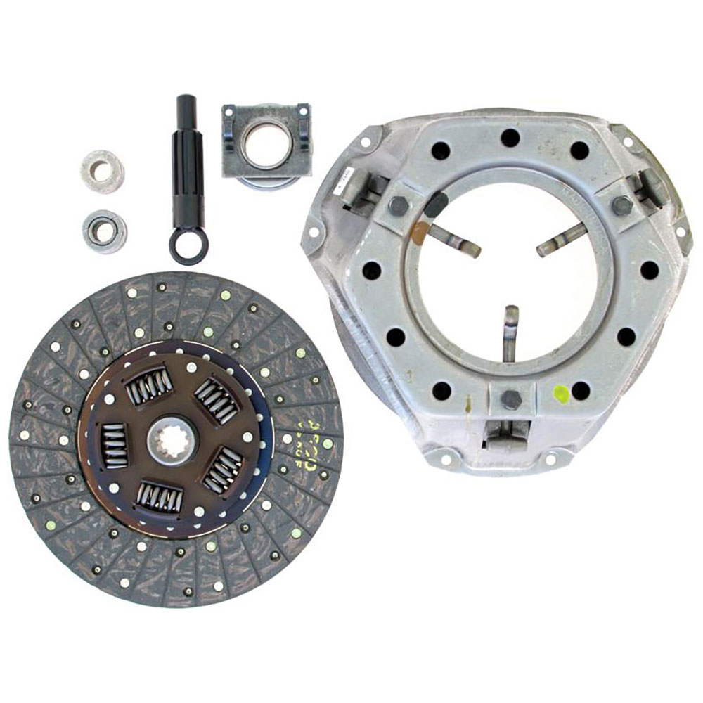 Mercury Cougar Clutch Kit