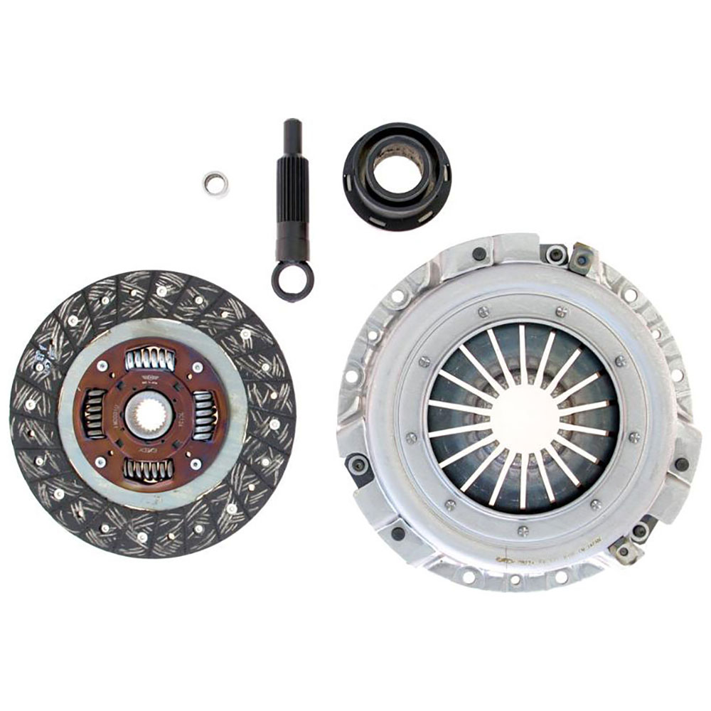 1988 Ford Bronco Clutch Kit