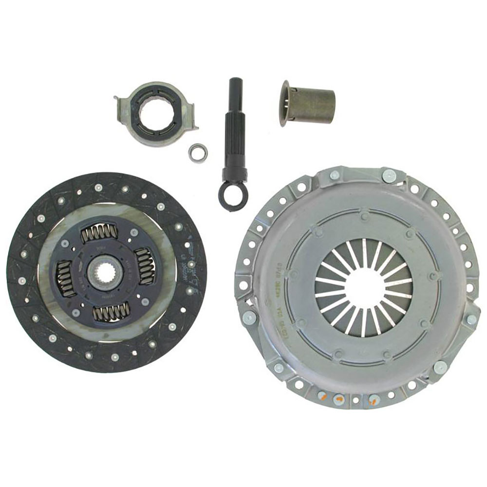 Ford Tempo Clutch Kit